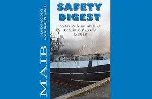Safety Digest front cover