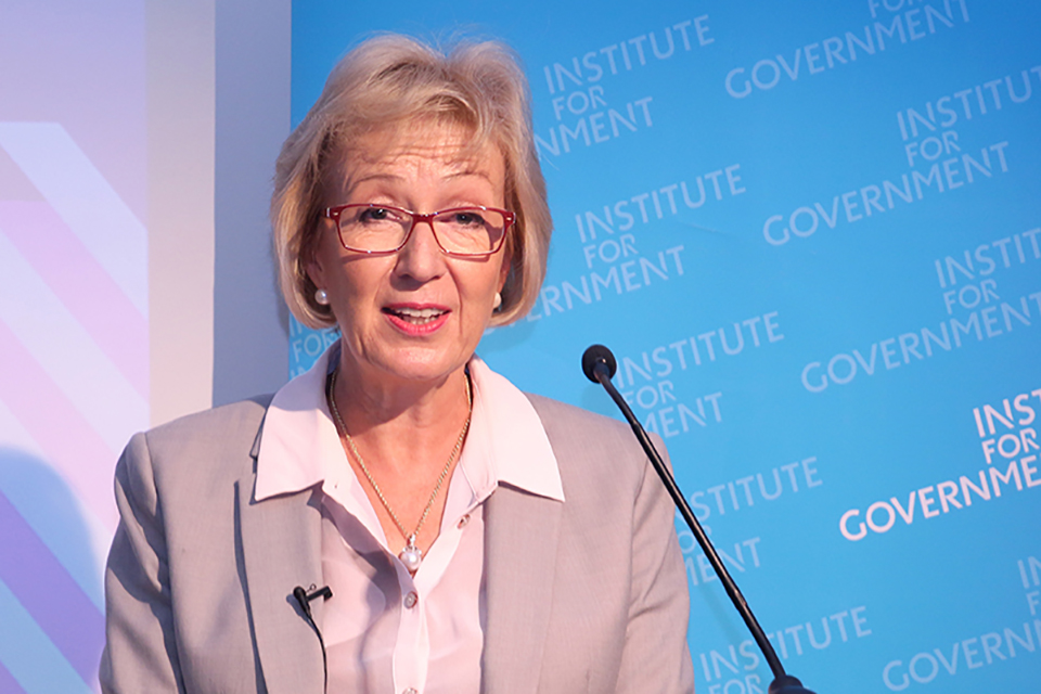 Institute for Government / Candice Mackenzie