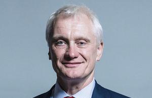 Trade Minister Graham Stuart