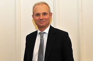 Chancellor for the Duchy of Lancaster David Lidington
