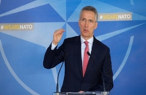 NATO Secretary General on Salisbury attack