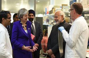 PM of India visit