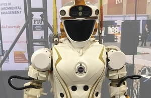 NASA's Valkyrie robot is currently undergoing trials