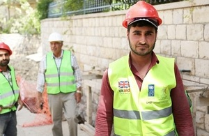 British Ambassador tours UK funded porjects in Chouf