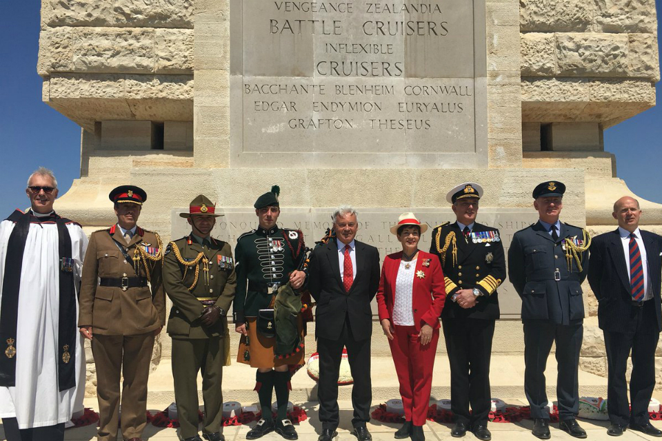 Sir Alan Duncan Gallipoli Commemoration Speech