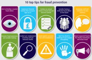 Top tips for preventing insider fraud