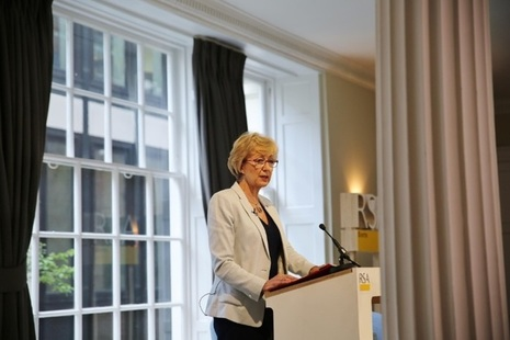 Andrea Leadsom MP at the RSA