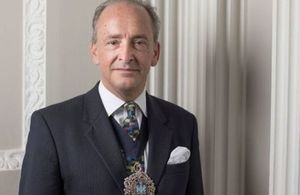 Lord Mayor of the City of London, Charles Bowman