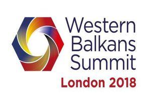 Western Balkans Summit logo