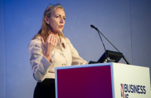 Baroness Fairhead at the UK Trade and Export Finance Forum