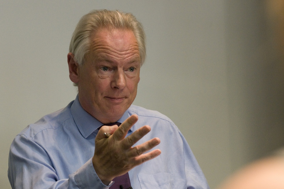 UK's Minister for the cabinet office, Francis Maude