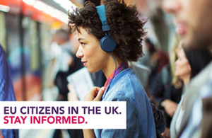 Read the 'Status of EU citizens in the UK: what you need to know' article
