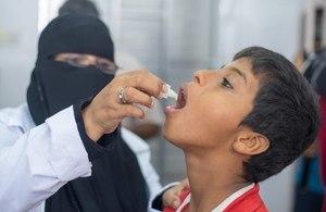 Yemen, Picture: WHO