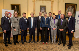 PM and Balkan leaders