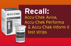 Accu-Chek recall