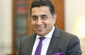 Minister for Human Rights Ramadan message 2018