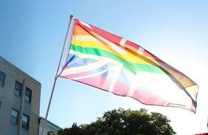 Celebrating LGBTI allies