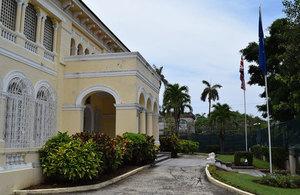 British Embassy Havana