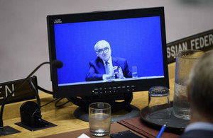 UN Security Council briefing on Libya (UN Photo/Loey Felipe)