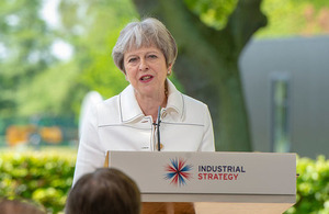 PM gives a speech on Science and Technology