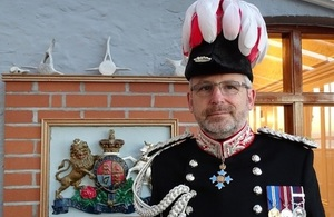 Governor Nigel Phillips CBE