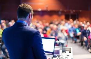 Call for bids: Service to coordinate seminars
