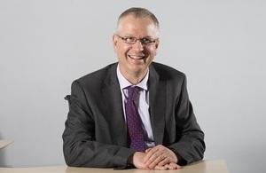 David Vineall, NDA HR Director