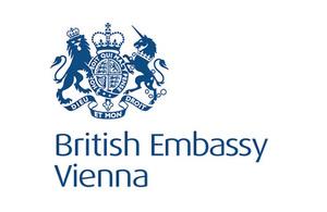 British Embassy Vienna logo