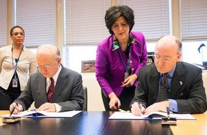 IAEA VOA signing