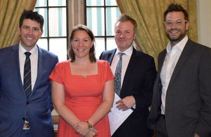 Industry and Parliament Trust event