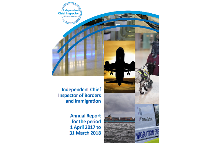 Cover of the annual report