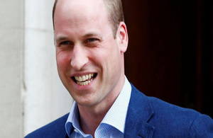 His Royal Highness Prince William