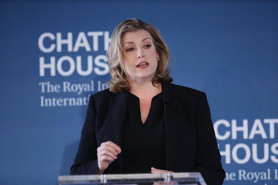 The Great Partnership: Delivering Global Britain - GOV.UK