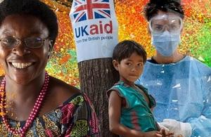 uk aid video
