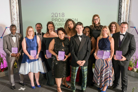 Prison Officer of the Year Awards and Probation Awards 2018