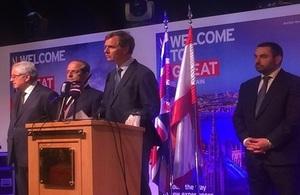 British Embassy Beirut celebrates the Queen's Birthday
