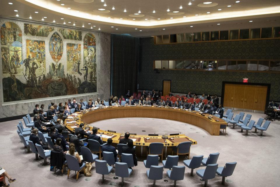 UN Security Council (UN Photo)