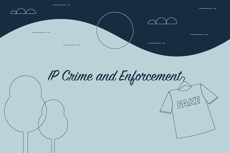 IP Crime and enforcement