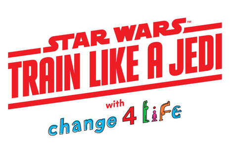 Train Like A Jedi programme launch