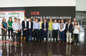 SIN Singapore has been working hand in hand with Innovate UK to find new opportunities for innovative UK companies.
