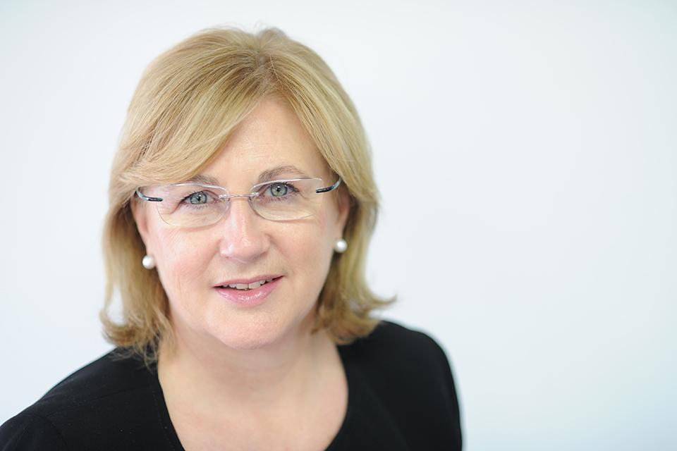Image of Dr Jane Martin CBE