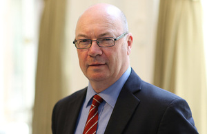 Minister for the Middle East Alistair Burt