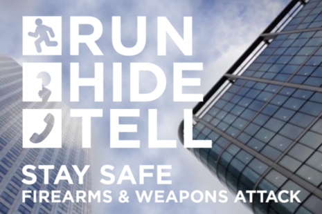 Stay Safe: Run Hide Tell