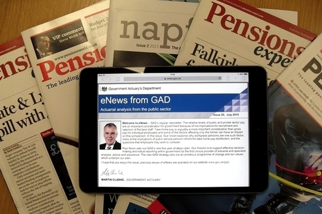eNews from GAD: issue 32, July 2018