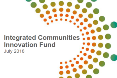 Integrated communities innovation fund