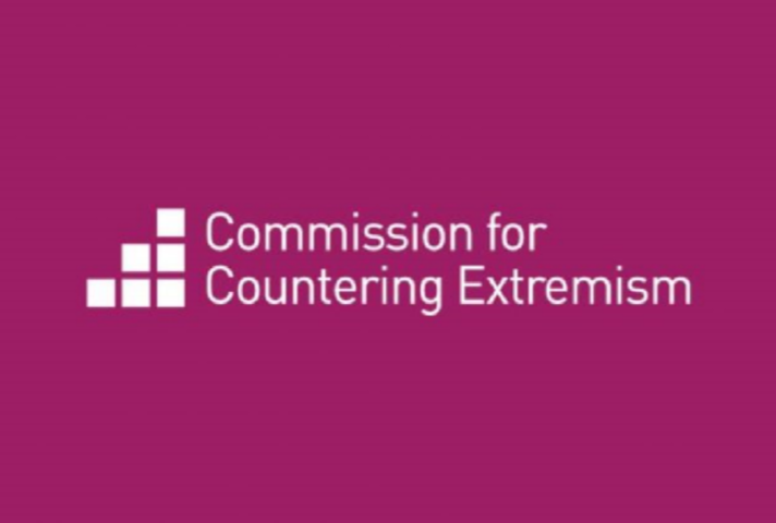 Read about the Commission for Countering Extremism's evidence drive launch