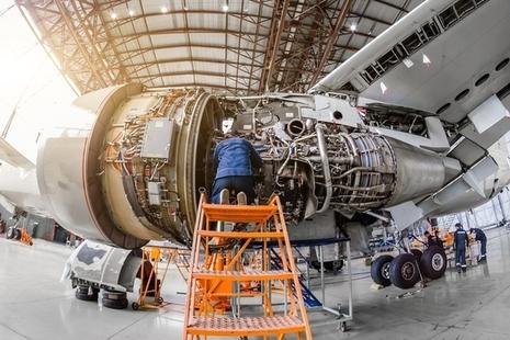 Air craft jet engine