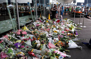 Amsterdam Airport: Flight MH17 Memorial
