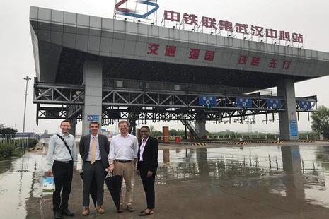 Wuhan Logistics Centre