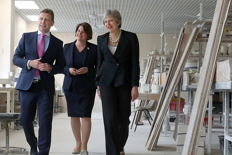 PM in Northern Ireland